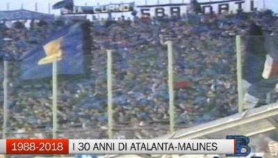 1988-2018, 30 anni di Atalanta-Malines