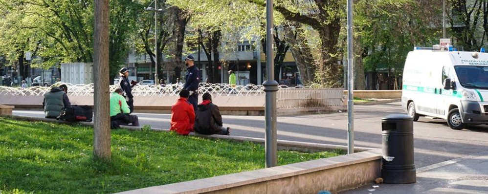 Ancora un arresto in piazzale Alpini La Polizia locale ferma uno spacciatore