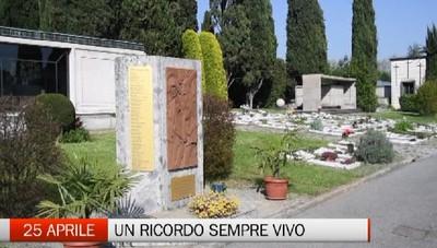 I partigiani saranno ricordati come i grandi di Bergamo con un'area nel FAmedio