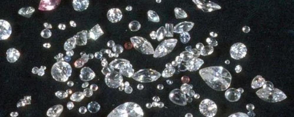 Il caso degli investimenti di diamanti Coinvolti mille risparmiatori orobici