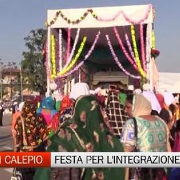 Castelli Calepio - Festa e musica per l'integrazione
