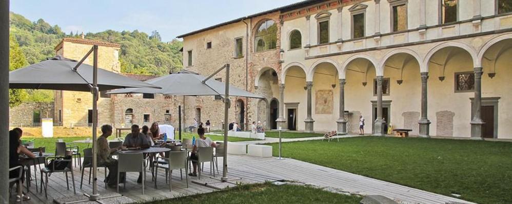 Il monastero di Astino apre le porte Buon cibo e arte ai piedi dei Colli
