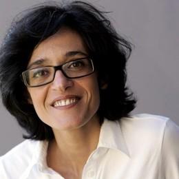 Michela Marzano a Calcio