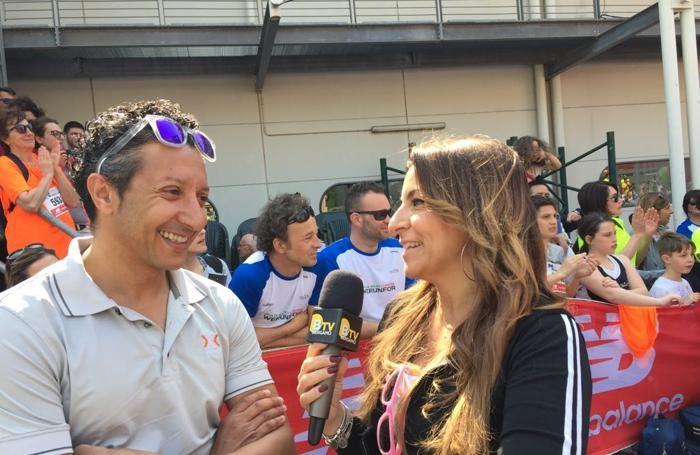 Il maratoneta italiano Migidio Bourifa