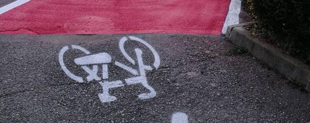 A scuola «sicuri» da Seriate a Bergamo Partono i lavori per la nuova ciclabile