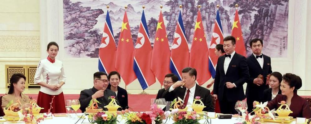 La pace nucleare Vittoria della Cina