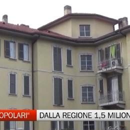 Case Aler, 1,5 milioni aggiuntivi dalla Regione