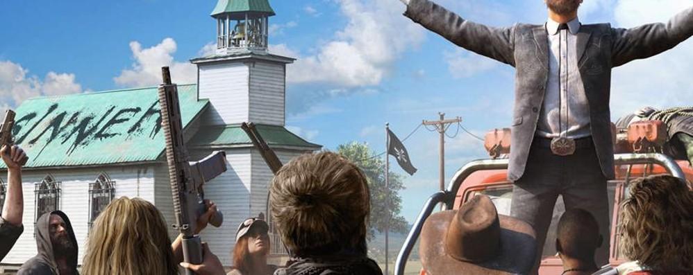 Far Cry 5, fanatismo nella natura selvaggia