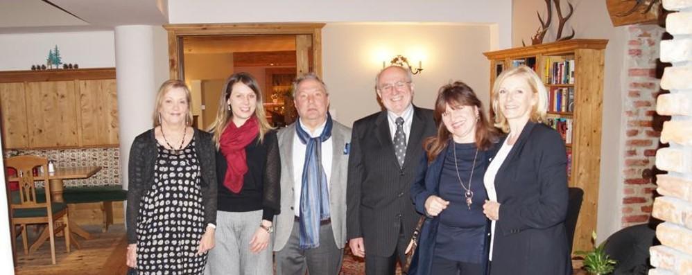 Gemellaggio a tavola tra Bergamo e Austria