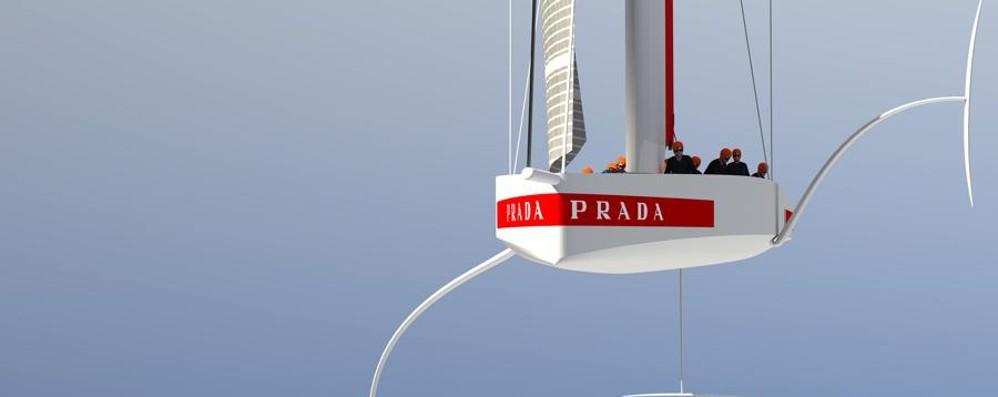 Luna Rossa torna made in Bergamo La Persico firma due imbarcazioni