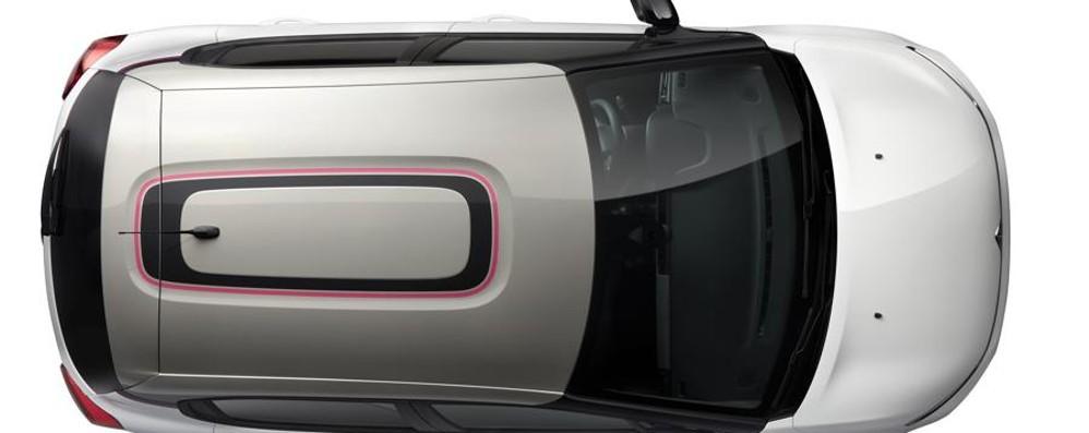 Tecnologie innovative su Citroën C3
