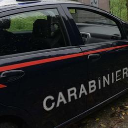 Terno d'Isola, fugge all'alt in moto Arrestato 26enne: era ai domiciliari