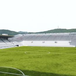 Come si chiamerà il nuovo stadio? Su «L'Eco» di oggi tutte le novità