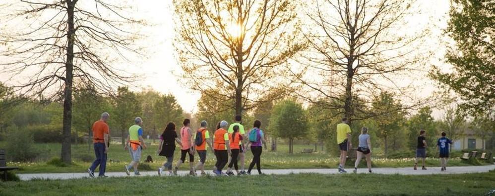 Moovin', per una vita attiva Nella sfida dei passi vince la salute