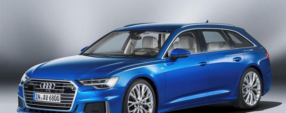 Nuova Audi A6 Avant Design inconfondibile