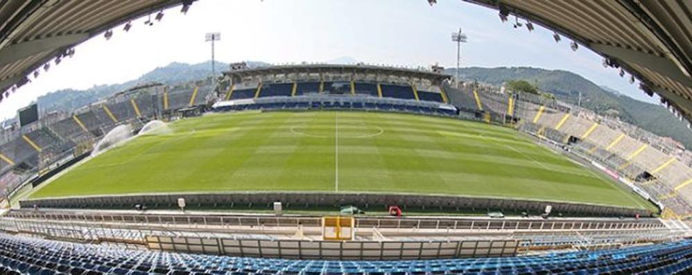 Stadio, respinto il ricorso dell'AlbinoLeffe «Legittima la procedura di vendita»