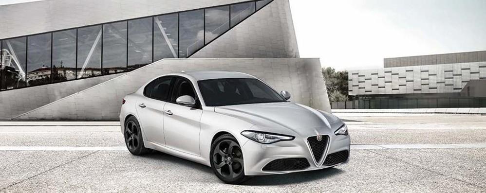 Alfa Romeo Giulia è anche Tech Edition