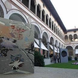 La collezione d'arte di Ubi Se ne parla alla Fiera del Libro