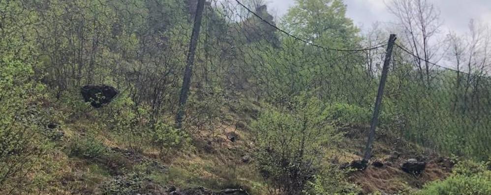 Pioggia di sassi in Val Taleggio Paura agli Orridi - Foto e video