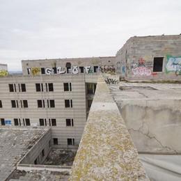 Centro servizi, qualcosa si muove - Video  Su L'Eco il futuro del gigante abbandonato