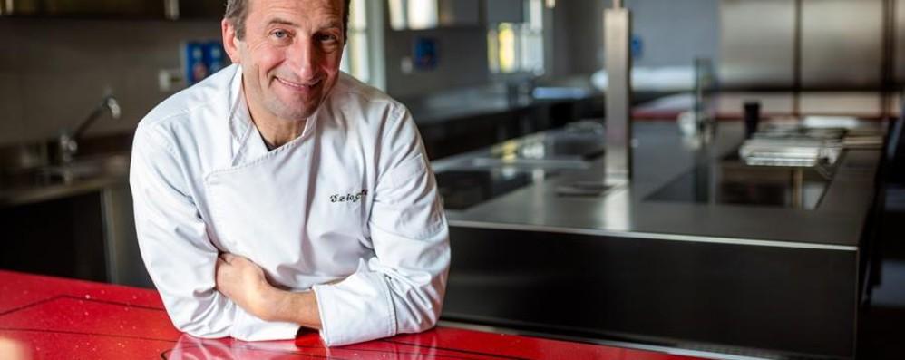 Premio Italia a Tavola, cucina Ezio Gritti Ecco il menù, tutto made in Bergamo