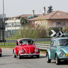 Weekend con l'allegria dei Maggiolini  «Bèrghem Bug» da Clusone a Bergamo