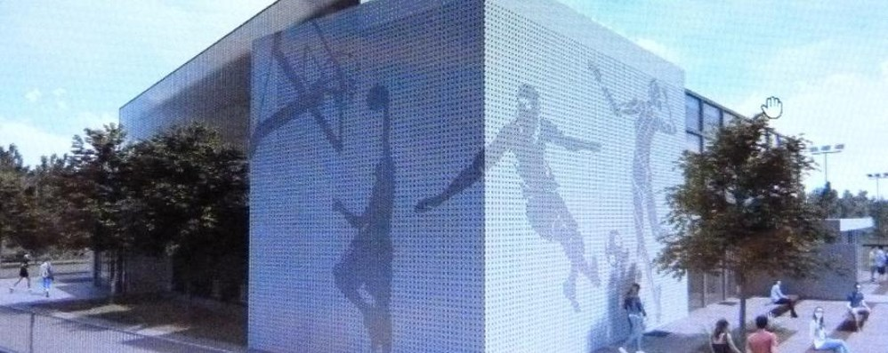 Orio al Serio all'insegna dello sport Arriva un palazzetto iper moderno