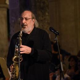 Brembate Sopra, serata jazz d'autore  Trovesi e Bergamelli, note per l' Alzheimer