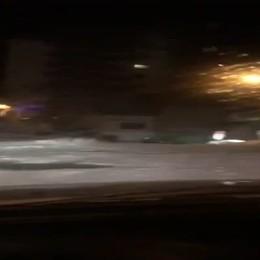 La nevicata a Foppolo