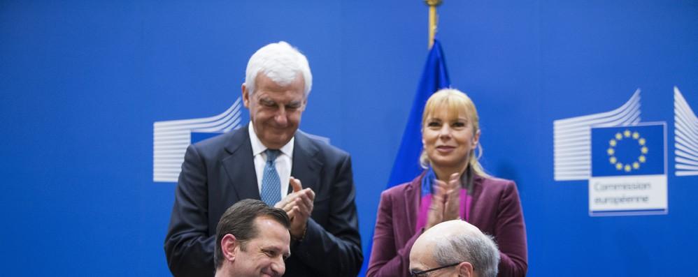 Leonardo apripista cooperazione industriale difesa Ue