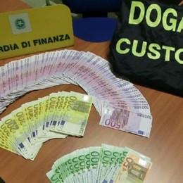 Dalla Polonia a Orio con 35 mila euro Li nascondeva nel bagaglio a mano