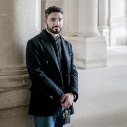 Danilo, da Bergamo a Parigi  «Così mi prendo cura di Versailles»