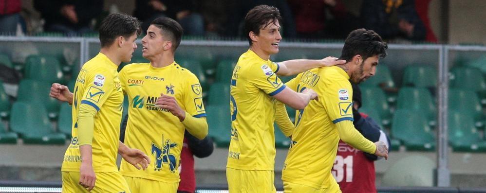 Il Chievo fa un favore all'Atalanta Samp ko e nerazzurri settimi in solitaria
