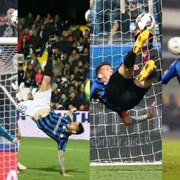 Ronaldo, Pinilla, Denis o Loria? Vota la rovesciata più bella