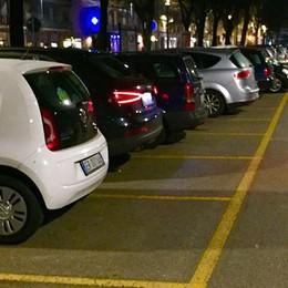 Sosta strisce gialle, 43 multe al giorno  Tutti i dati sulla sosta a Bergamo su L'Eco