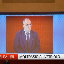 Assemblea soci Ubi a Brescia: dividendo di 11 centesimi