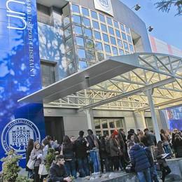 Porte aperte all'università di Bergamo Sabato 7 aprile il primo open day