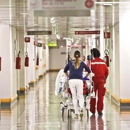 Sanità, allarme dell'Ordine «Mancano mille infermieri»