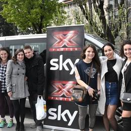È il giorno dei talenti - Foto/video Tanti bergamaschi a X Factor