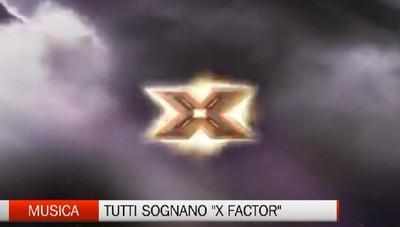 Musica - Tutti sognano X Factor