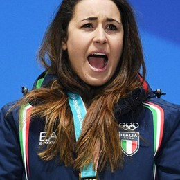 Sofia e Michela, moda bergamasca Alle Olimpiadi le divise prodotte a Sovere