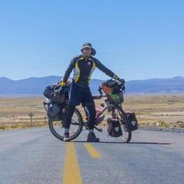 Dall'Alaska alla Patagonia in bicicletta L'avventura di Davide lunga 954 giorni