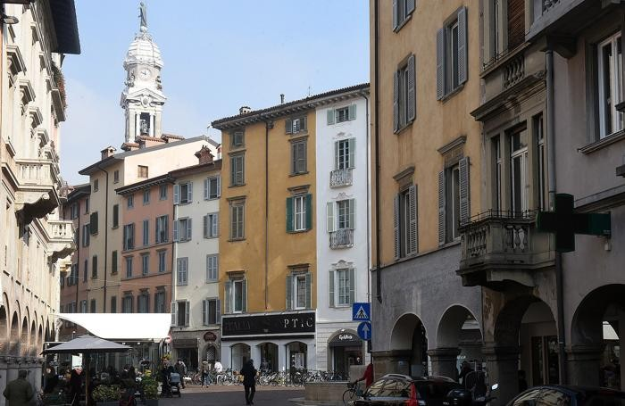 Piazza Pontida oggi