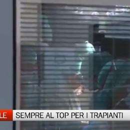 Sanità - Papa Giovanni sempre al top per i trapianti