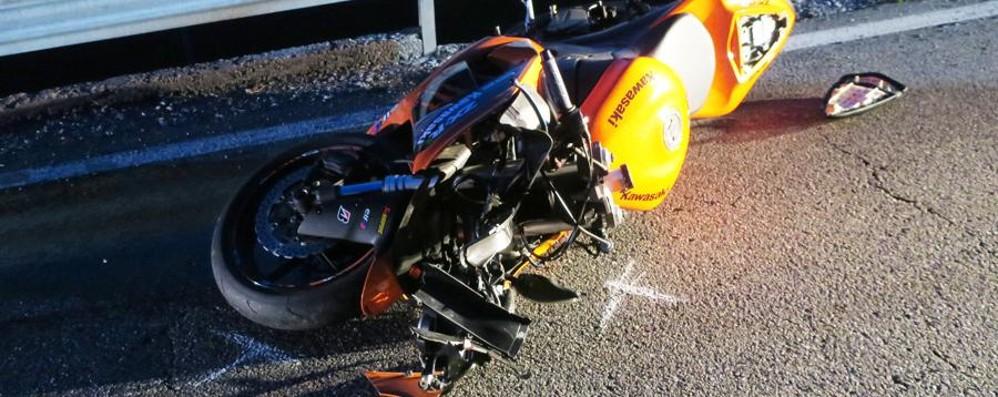 Schianto in moto a Sovere La 18enne è in pericolo di vita