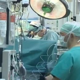 Trapiantati due polmoni modellati su misura, salvate due bambine al Papa Giovanni