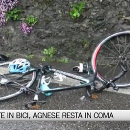 Incidente in bici, 17enne ciclista resta in coma