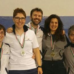 Scherma Bergamo, week end di successi Per Michele Ghitti tre ori nella spada