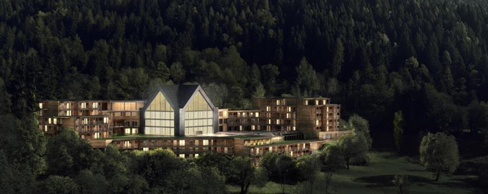 Wellness Residences  con Lefay sulle Dolomiti