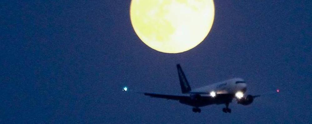 Il rumore dei voli notturni Sacbo disponibile a ridurli